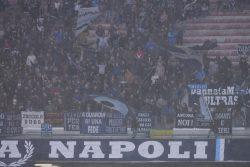 Vergognoso episodio al San Paolo di Napoli, vietato accesso