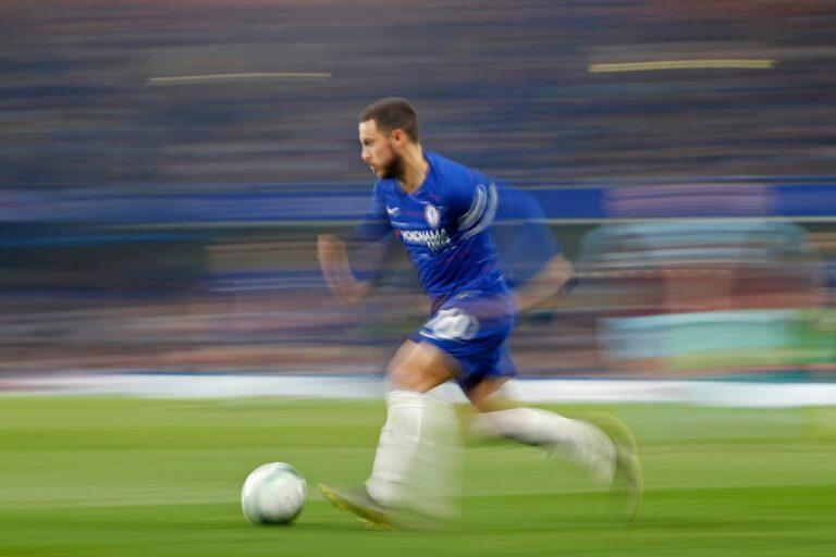 Real Madrid Hazard