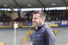 """Parma, D'Aversa soddisfatto: """"In queste due settimane stiamo"""