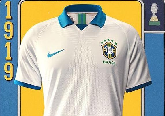 maglia brasile copa america