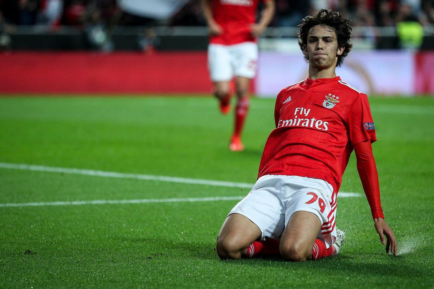 Se Ruben Dias costa 60 milioni, Joao Felix ne vale il doppio: 120. Ma c'è la carta Jorge Mendes...(AFP/LaPresse)