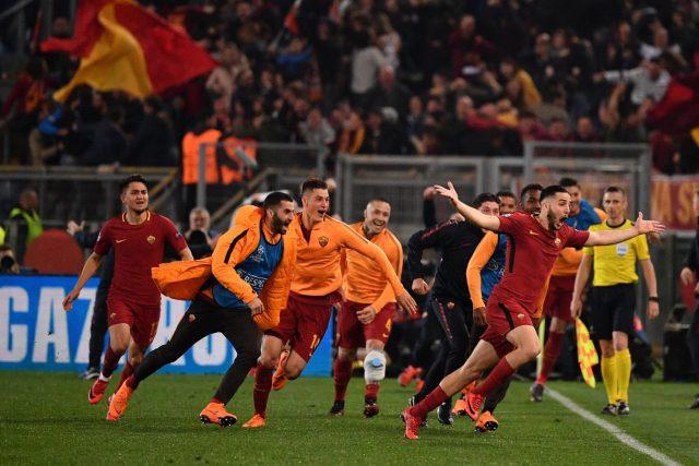 roma barcellona 3-0