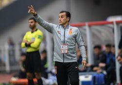Fabio Cannavaro |  solo un pari per il suo Guangzhou Evergrande nella Champions asiatica