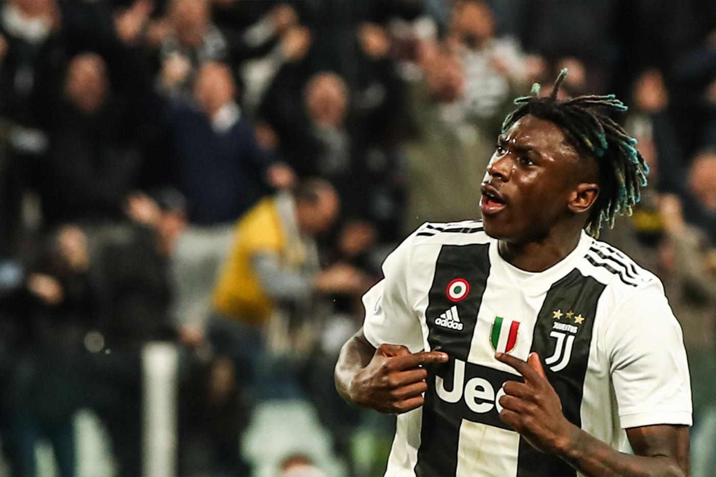 Kean (Juventus) (Lapresse)
