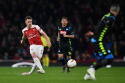 Infortunio Ramsey, stop per il futuro centrocampista della J