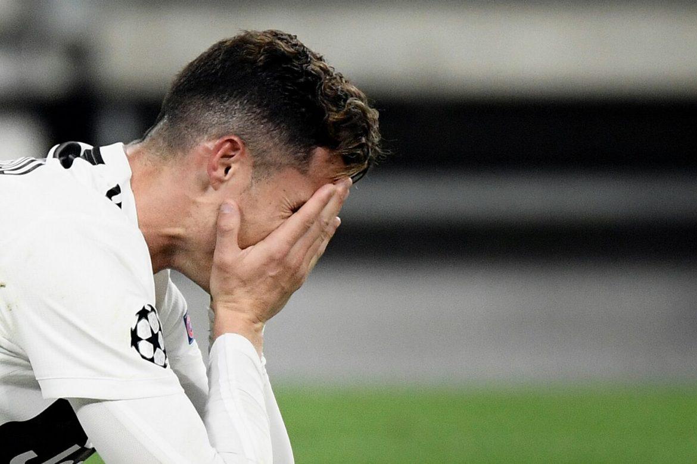 Juve eliminata dalla Champions