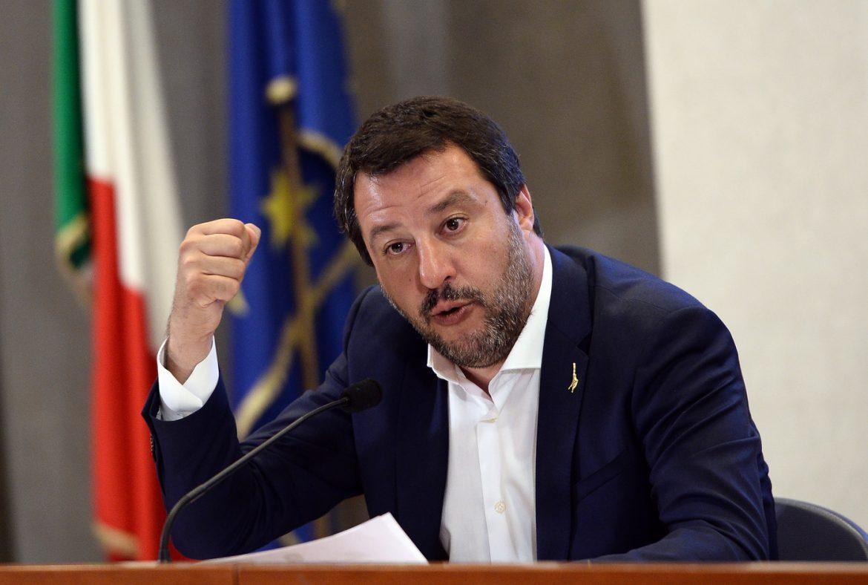 Salvini critica Trezeguet