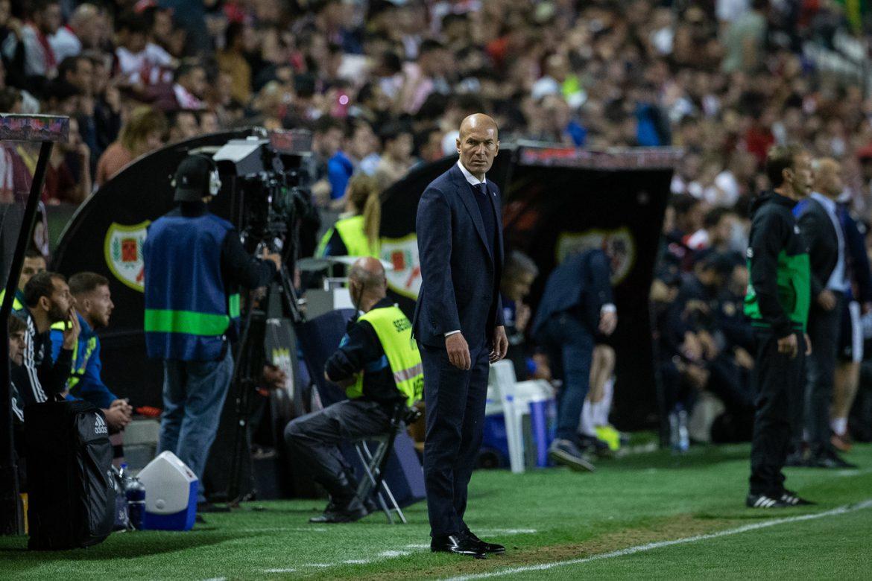Zidane lascia ritiro