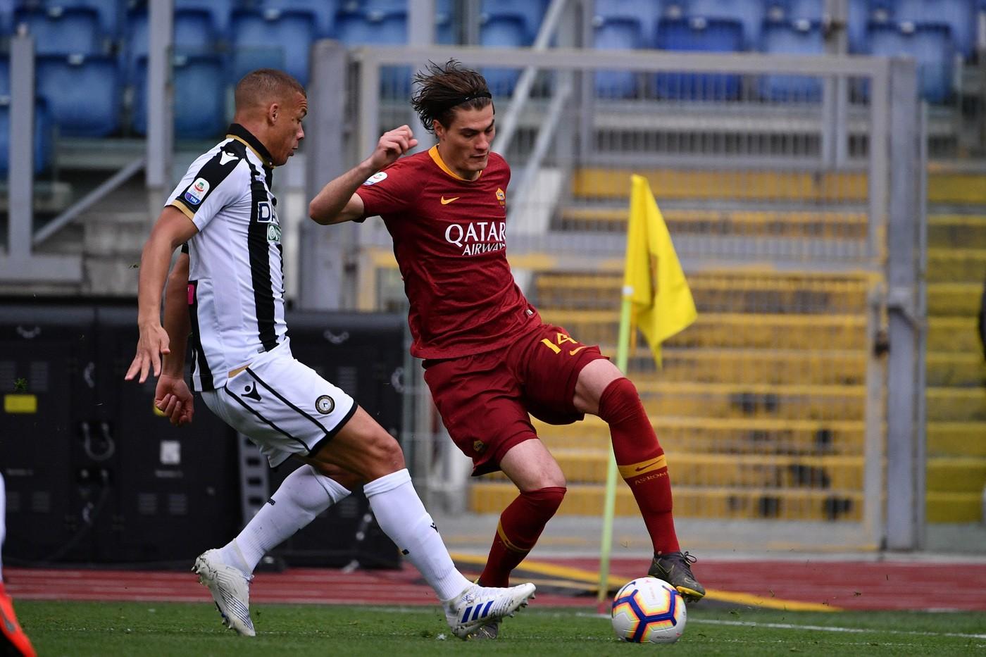 Luciano Rossi/AS Roma/LaPresse A