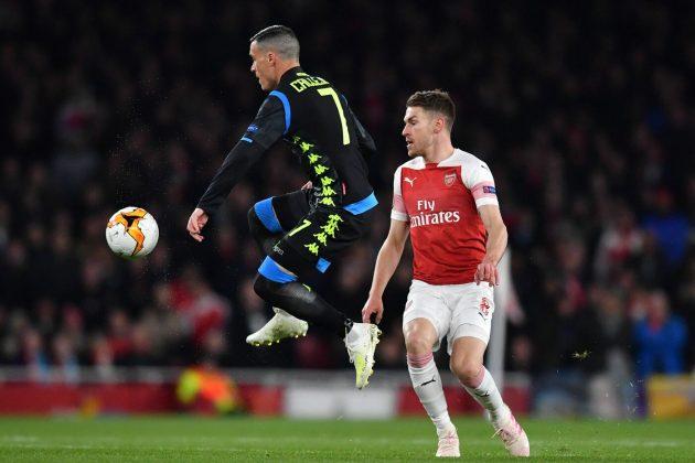 Infortunio Ramsey