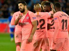 Alaves Barcellona