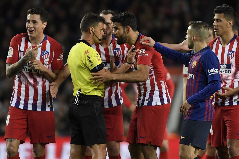 espulsione Diego Costa