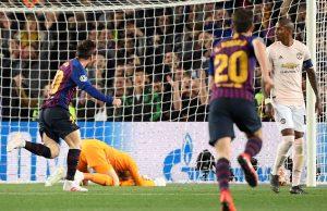 Barcellona Manchester United