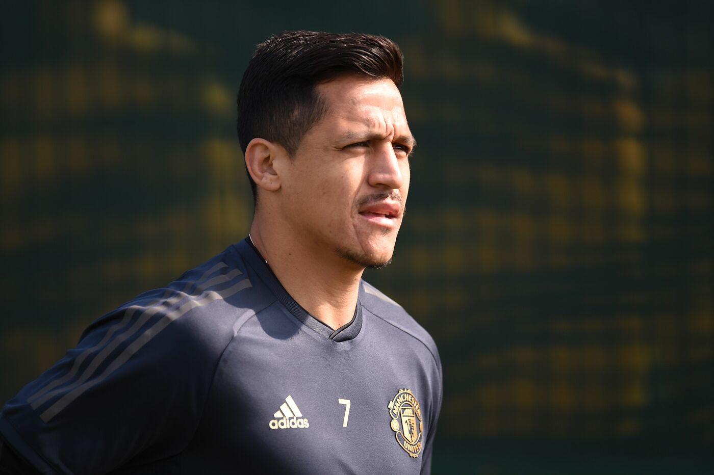 Sanchez (Foto AFP/LaPresse)