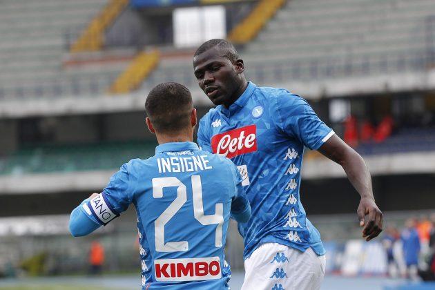 Chievo Napoli pagelle