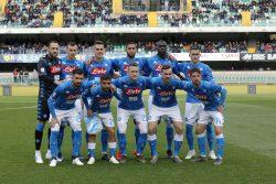 Napoli Arsenal 0 1, diretta live: inizia la ripresa, dentro