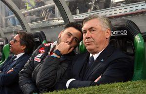 Frosinone-Napoli formazioni ufficiali