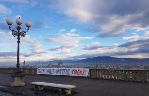 Fiorentina, striscioni contro i Della Valle