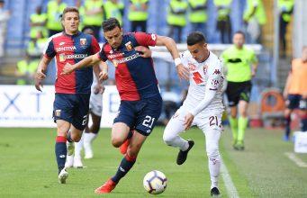 Genoa Torino pagelle