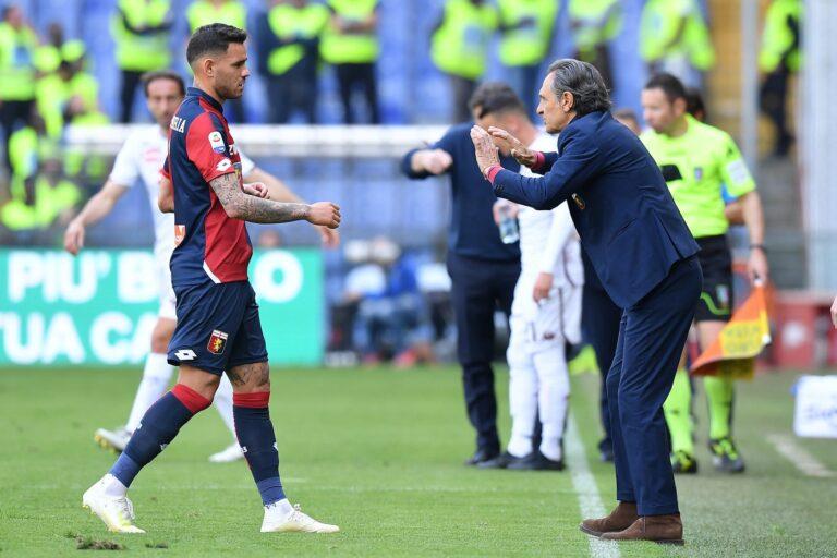 Spal Genoa