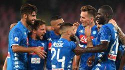 Quarti di finale di Europa League: il Napoli favorito sulla