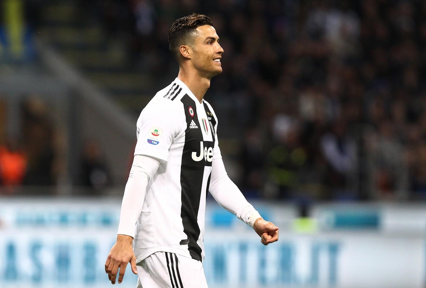Cristiano Ronaldo (Juventus) Spada/LaPresse