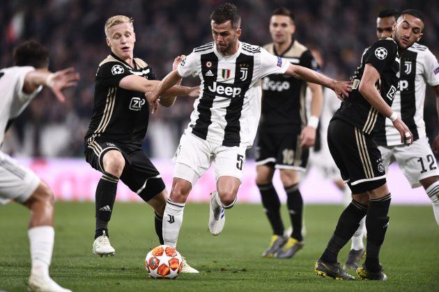 Juve Ajax pagelle