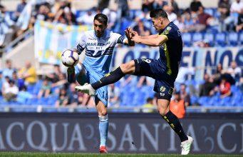 Lazio Chievo pagelle
