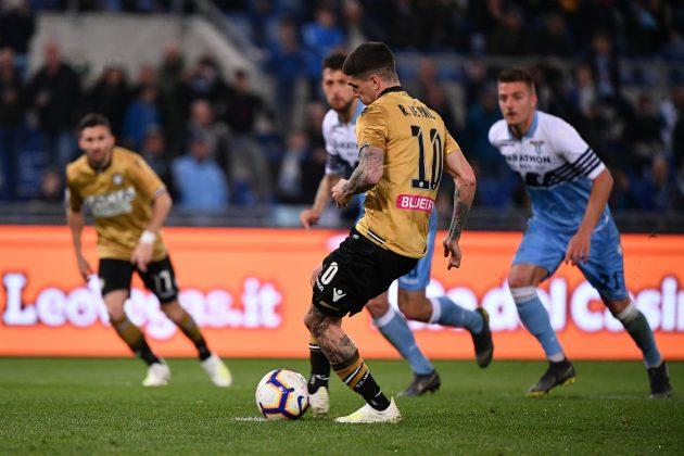 Lazio Udinese pagelle