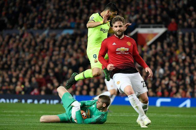 Manchester United Barcellona