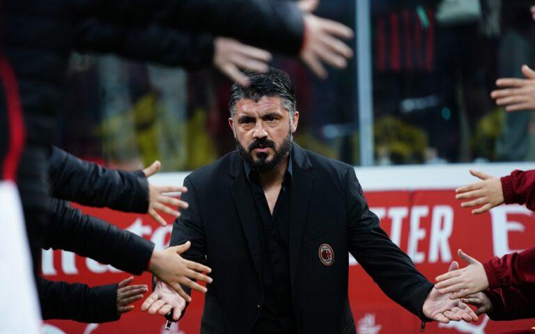 Milan addio Gattuso