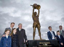 Celtic, è morto l'ex capitano Billy McNeill