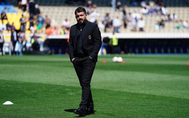 Probabili formazioni Milan-Lazio