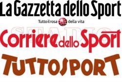 Rassegna stampa di venerdì 26 aprile – Atalanta, razzismo e mercato in ...