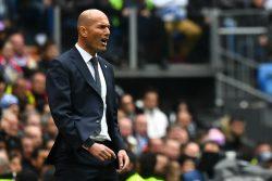 """Real Madrid, Zidane sicuro: """"il primo obiettivo è la Liga"""""""