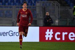 """Roma, Zaniolo: """"Spero di diventare bravo come Totti, ma il m"""