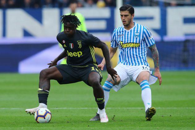 Spal Juventus