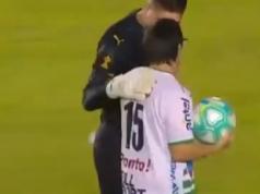 video uruguay rigore