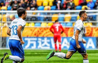 Mondiale U20 Italia-Messico 2-1