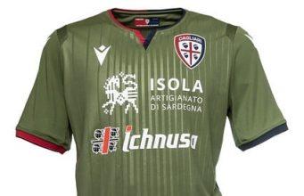 Maglia Cagliari 2019-2020