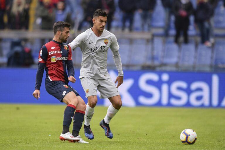 Pellegrini (Foto LaPresse/AS Roma/Fabio Rossi)