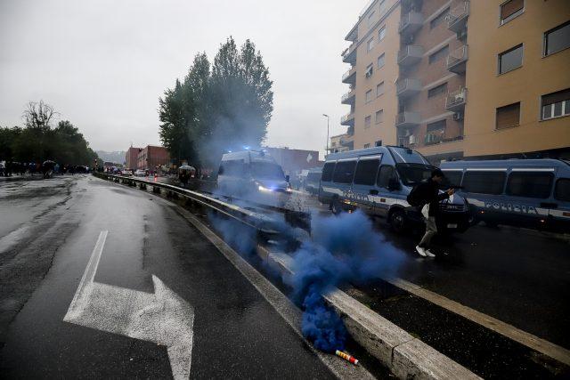 Scontri Atalanta-Lazio