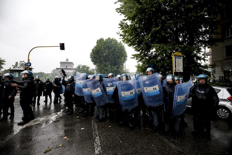sicurezza Lazio-Roma