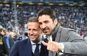 Buffon ritorna alla Juve