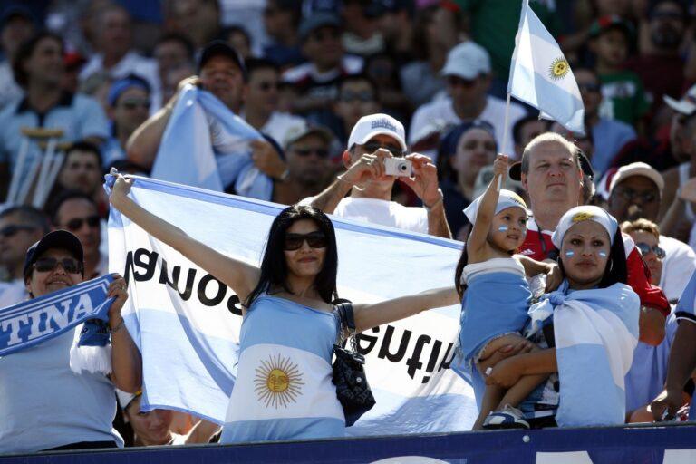 argentina l'italiano in campo