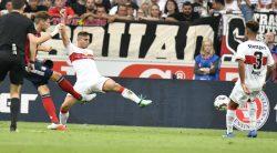 Bundesliga, 2 2 nell'andata dello spareggio tra Stoccarda e