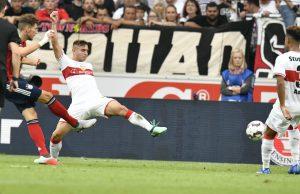 union berlino stoccarda 0-0