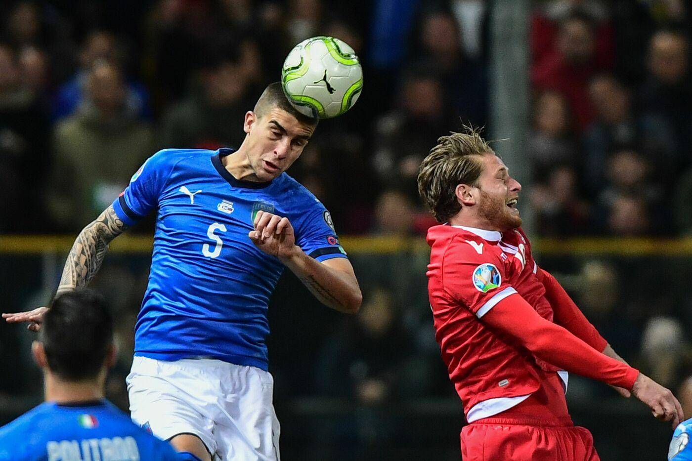 Mancini (AFP/LaPresse)