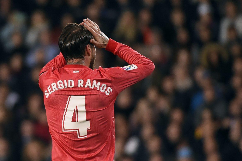 Sergio Ramos problemi