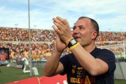 """Lecce, il presidente Sticchi Damiani chiude a De Rossi: """"In"""